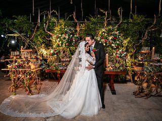 La boda de Selene  y Jesús Iván
