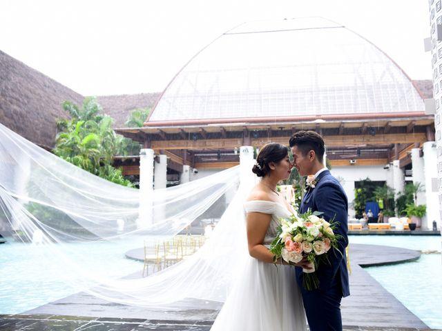 La boda de Vivian y Toan