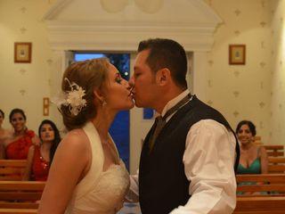 La boda de Edgar  y Fátima