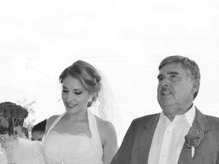 La boda de Edgar  y Fátima 2