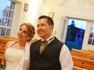 La boda de Edgar  y Fátima 3