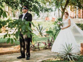 La boda de Nallely  y Manuel