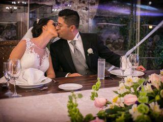La boda de Katia  y David