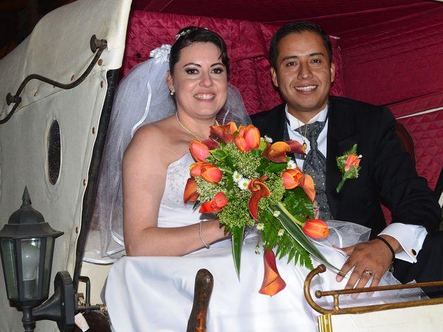 La boda de Karla y Salvador