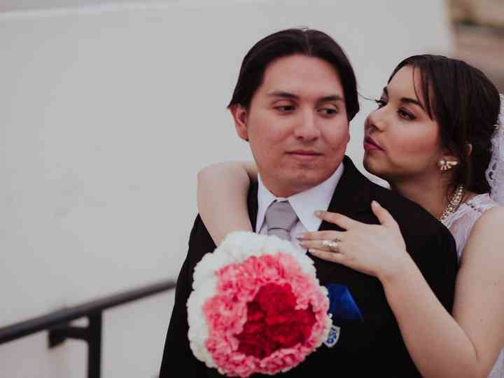 La boda de Christian y Francisco