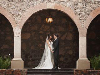 La boda de Bertha y Javier 1