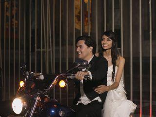 La boda de Bertha y Javier