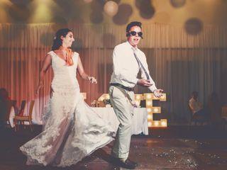 La boda de Regina y Oscar