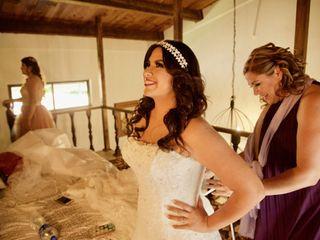 La boda de Emma y José de Jesús 2