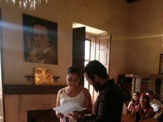 La boda de Jennie y Fernando  1
