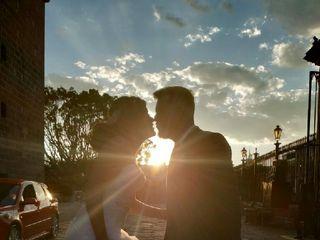 La boda de Jennie y Fernando  3