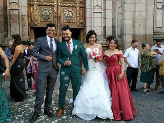 La boda de Jennie y Fernando