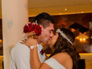 La boda de Guadalupe y Abel 3