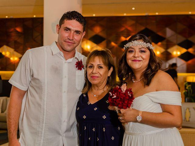 La boda de Abel y Guadalupe en Cancún, Quintana Roo 1