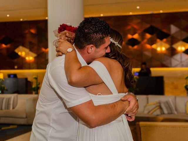 La boda de Abel y Guadalupe en Cancún, Quintana Roo 2