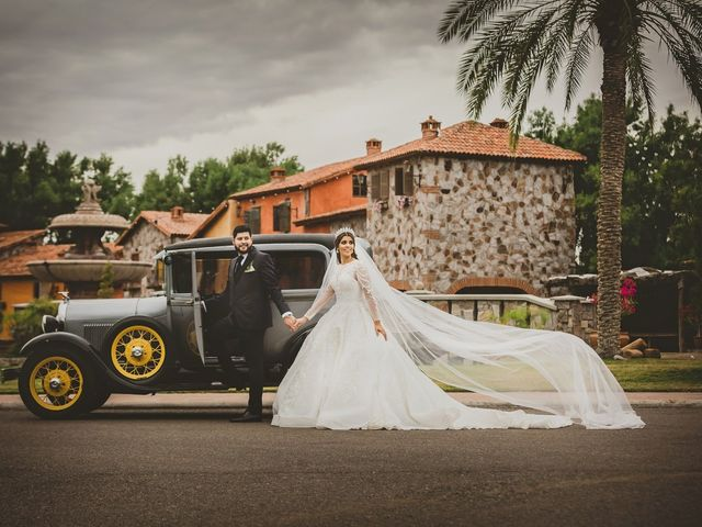 La boda de María Luisa y Manuel