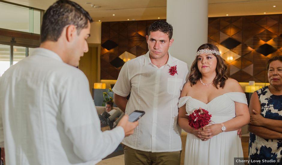 La boda de Abel y Guadalupe en Cancún, Quintana Roo
