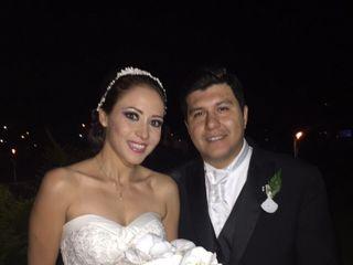 La boda de Brenda y Victor