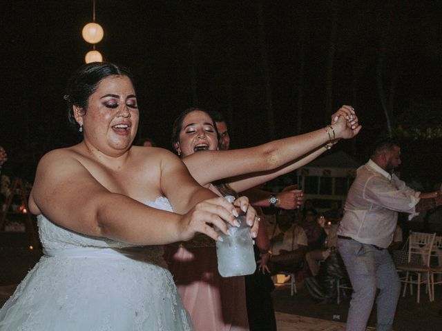 La boda de Alberto y Nora en Manzanillo, Colima 1