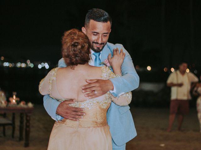 La boda de Alberto y Nora en Manzanillo, Colima 9