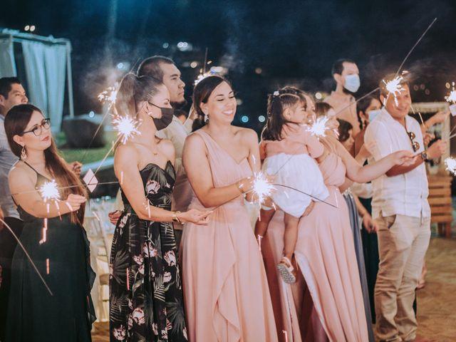 La boda de Alberto y Nora en Manzanillo, Colima 10