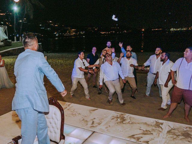 La boda de Alberto y Nora en Manzanillo, Colima 11