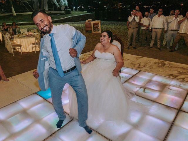 La boda de Alberto y Nora en Manzanillo, Colima 14