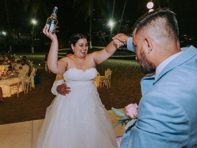 La boda de Alberto y Nora en Manzanillo, Colima 15