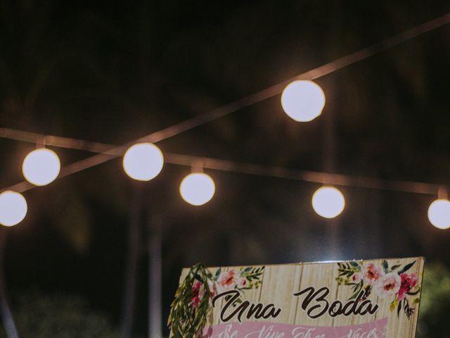 La boda de Alberto y Nora en Manzanillo, Colima 18