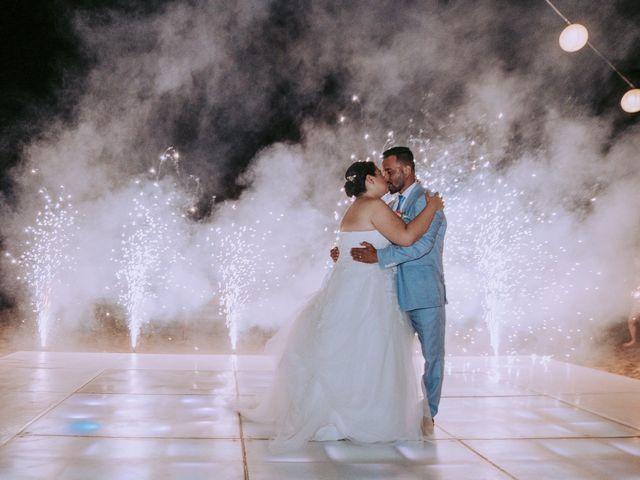 La boda de Alberto y Nora en Manzanillo, Colima 21
