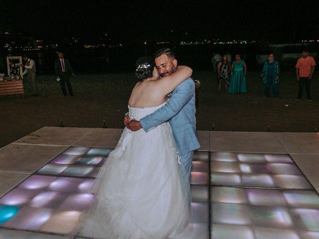La boda de Alberto y Nora en Manzanillo, Colima 23