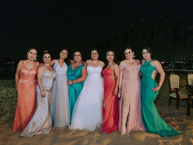 La boda de Alberto y Nora en Manzanillo, Colima 31