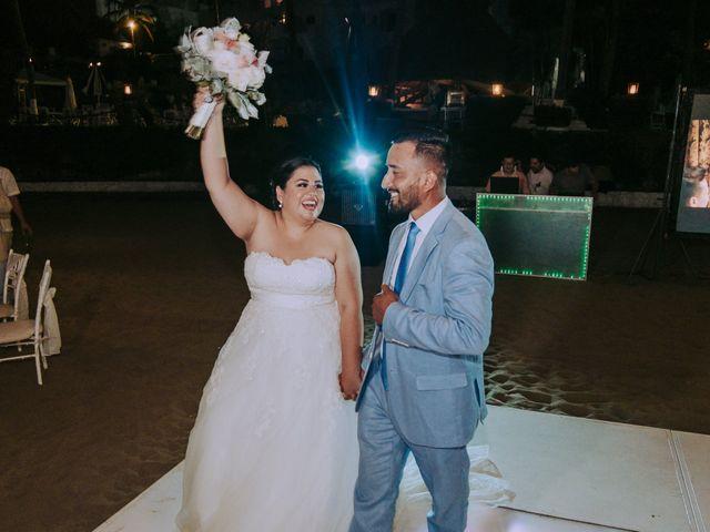 La boda de Alberto y Nora en Manzanillo, Colima 33