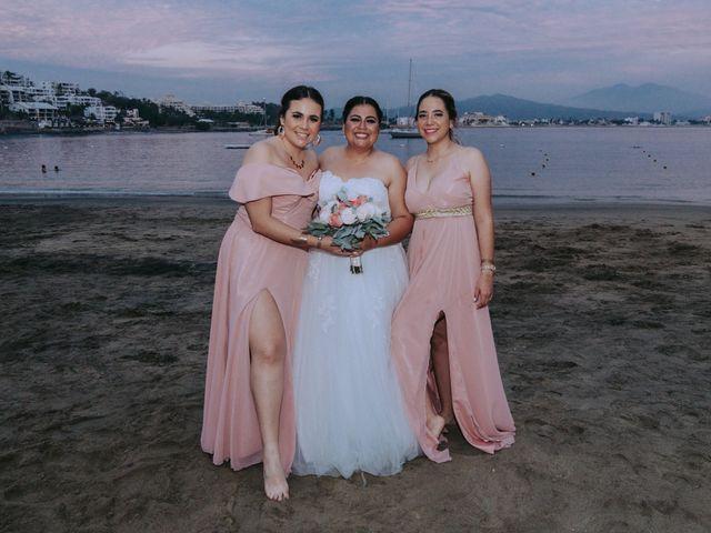 La boda de Alberto y Nora en Manzanillo, Colima 38