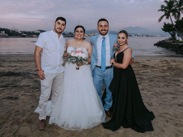 La boda de Alberto y Nora en Manzanillo, Colima 39