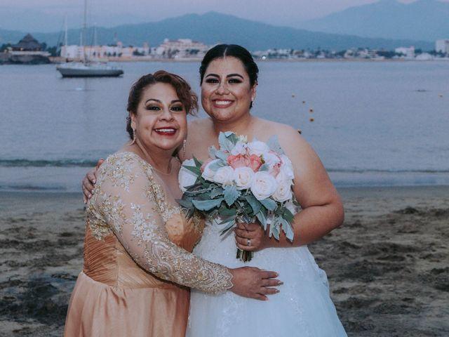 La boda de Alberto y Nora en Manzanillo, Colima 40