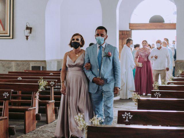 La boda de Alberto y Nora en Manzanillo, Colima 46