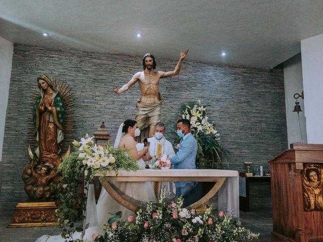 La boda de Alberto y Nora en Manzanillo, Colima 48