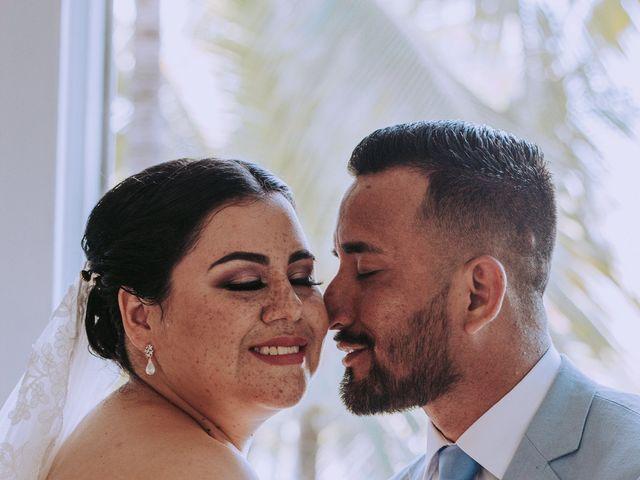 La boda de Alberto y Nora en Manzanillo, Colima 49