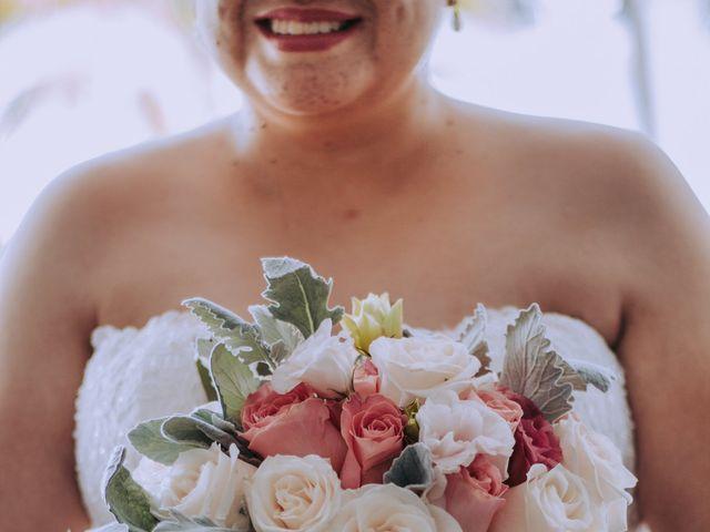 La boda de Alberto y Nora en Manzanillo, Colima 50