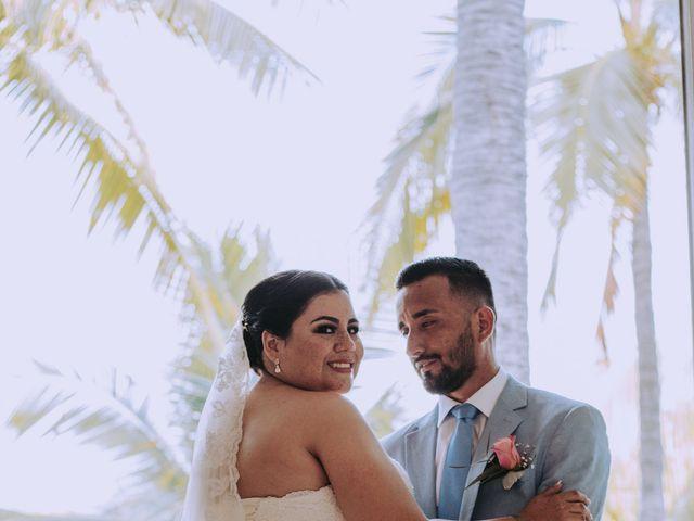 La boda de Alberto y Nora en Manzanillo, Colima 51