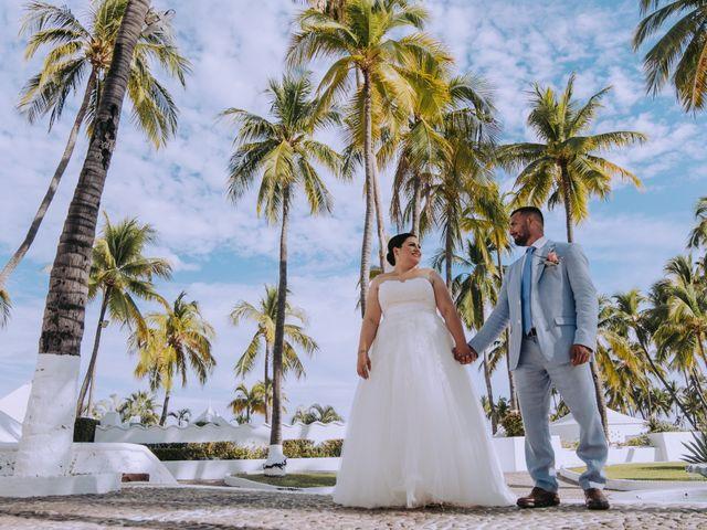 La boda de Alberto y Nora en Manzanillo, Colima 53
