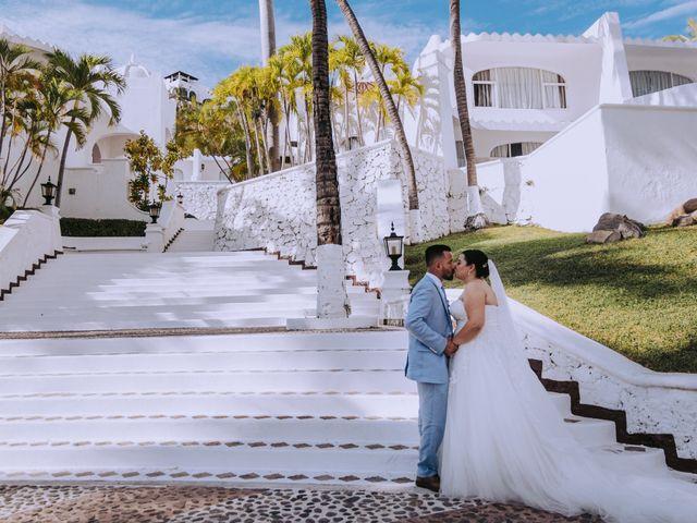 La boda de Alberto y Nora en Manzanillo, Colima 54
