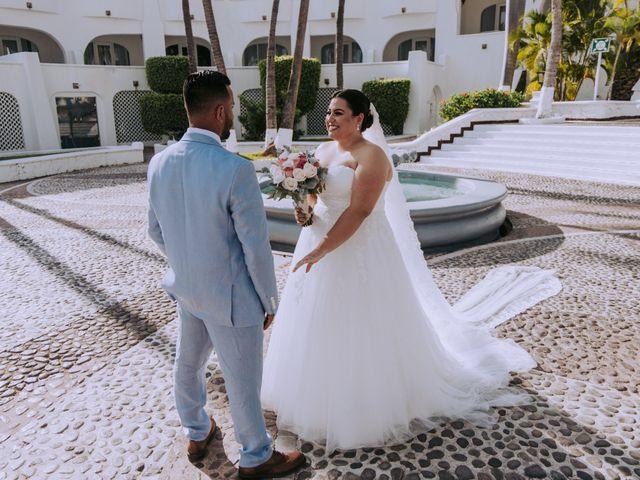 La boda de Alberto y Nora en Manzanillo, Colima 55