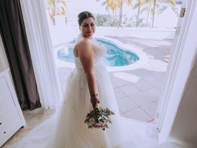 La boda de Alberto y Nora en Manzanillo, Colima 57
