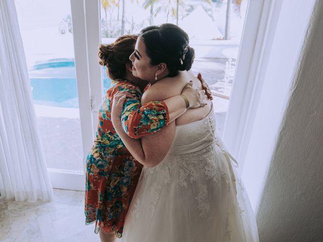 La boda de Alberto y Nora en Manzanillo, Colima 58