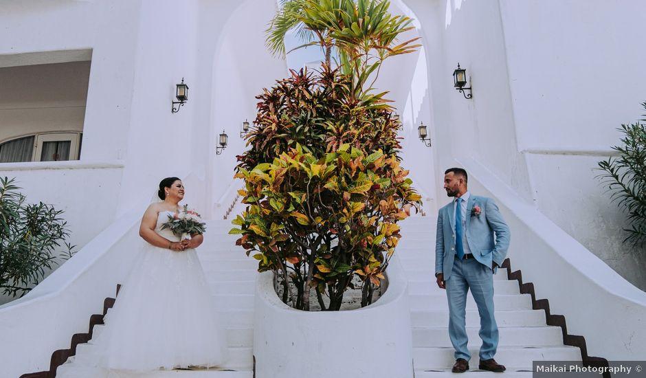 La boda de Alberto y Nora en Manzanillo, Colima