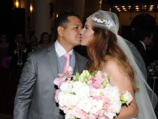 La boda de Jessica y Gustavo