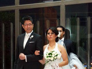 La boda de Tania y Eder 1