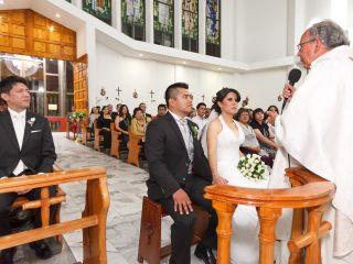 La boda de Tania y Eder 3